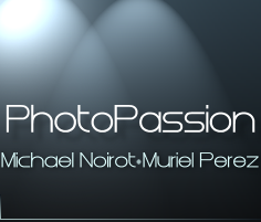 PhotoPassion, Michael Noirot & Muriel Perez